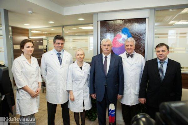 Международный центр репродуктивной медицины в Санкт-Петербурге