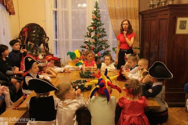 """""""Рождество на старой даче"""", праздник для детей от 6 лет в Mузейном центре исторического воспитания на Болотной в Санкт-Петербурге"""