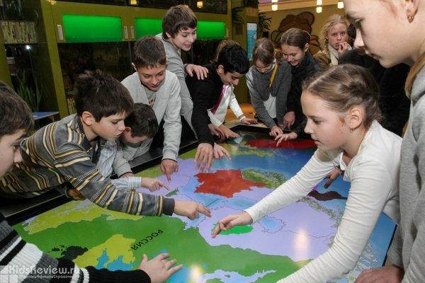 """""""Балтийская экспедиция"""", интерактивная программа для детей 5-10 лет от Музея воды, СПб"""