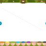 """PointsSquares, """"Точки и квадратики"""", приложения для развития мелкой моторики у детей для iOS"""
