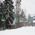 Красное Озеро, горнолыжный курорт в Коробицыно, фото