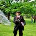 Фотоотчет: Фестиваль уличных театров в ЦПКиО 2011 - 3 июня