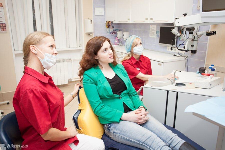 """""""Пандент"""", клиника щадящей стоматологии на Савушкина, СПб"""
