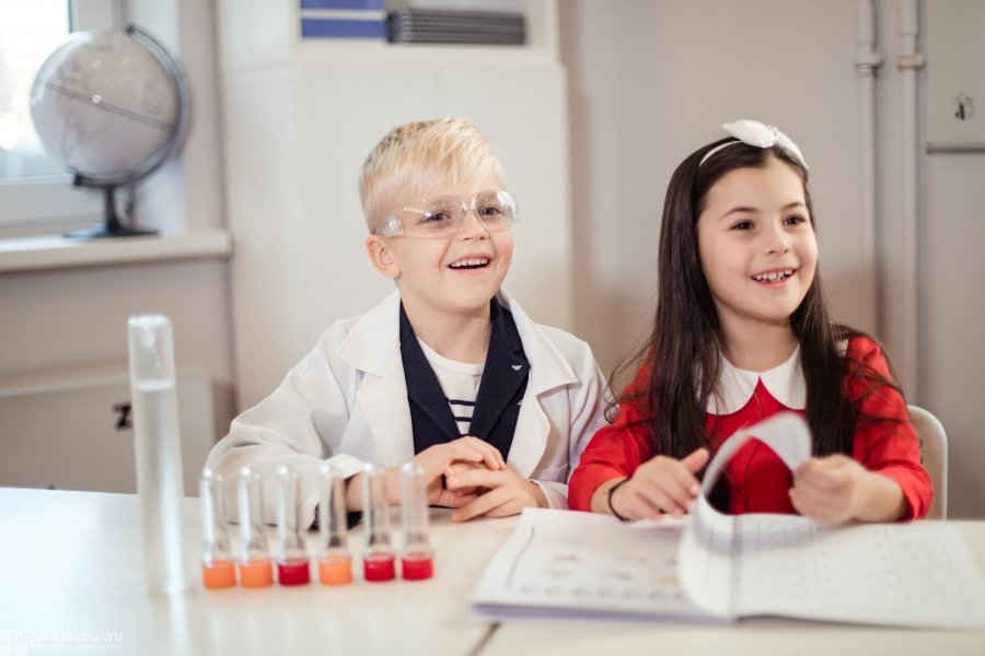 Bezzapinki, школа начальной грамотности для детей на Медиков, СПб