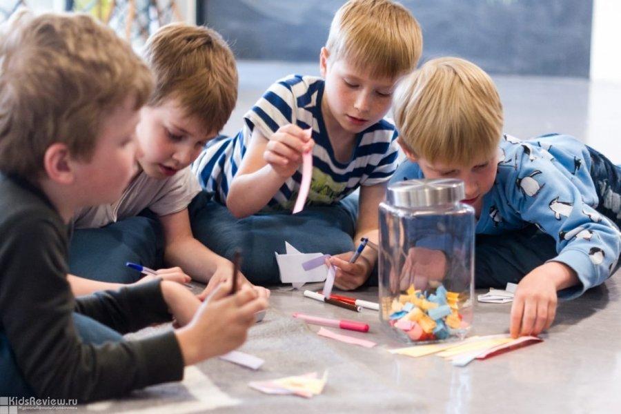 SOLLO, билингвальный образовательный центр для детей от 4 лет, сад и школа на Петроградской, СПб
