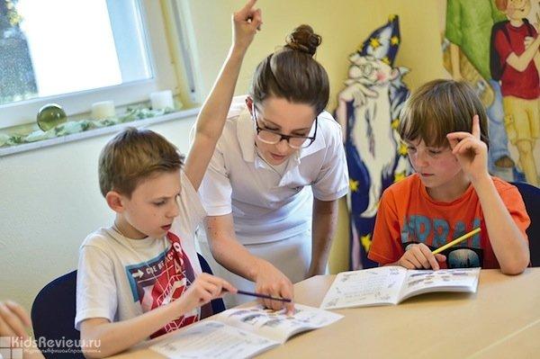 Mortimer English Club, международный языковой центр для детей от 1 года и взрослых во Всеволожске, Ленинградская область