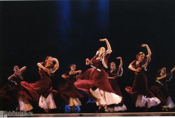 """La Vela, """"Ла Вэла"""", студия испанского танца для детей в СПб"""