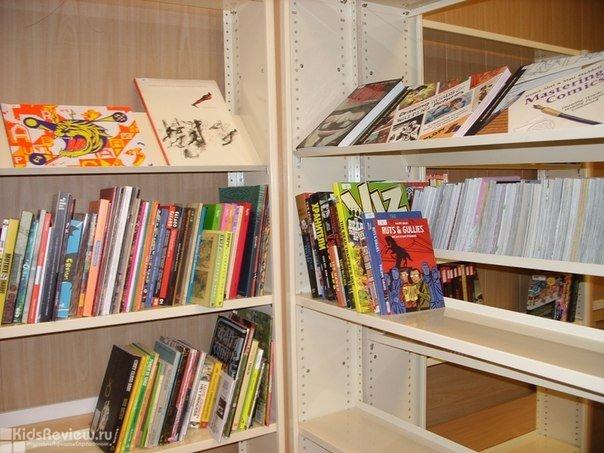Измайловская библиотека, Библиотека имени М.Ю. Лермонтова на Измайловском, СПб
