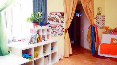 """""""Тотоша"""", частный детский сад-ясли для детей от 1 года до 7 лет на Чернышевской, СПб"""