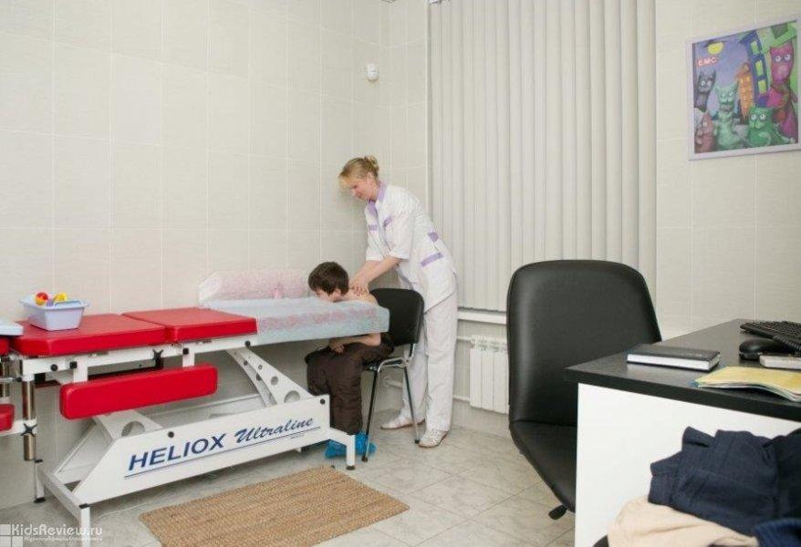 ЕМС (Единые медицинские системы), частная клиника, страхование на Парке Победы, СПб