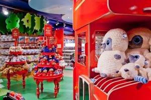 """Магазин игрушек Хэмлис, Hamleys, в ТРК """"Невский центр, СПб, фото"""