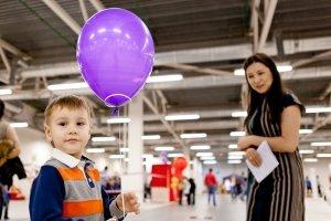 Выставка-квест Kids-friendly Петербург-2 в Гарден Сити (Лахта) 25 ноября 2012, фото