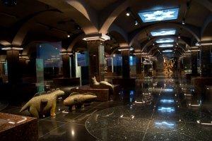 Музей воды в Санкт-Петербурге, Вселенная воды СПб, фото