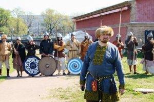 Фотоотчет с открытия фестиваля  «Легенды норвежских викингов»