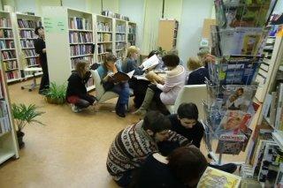 Библиотека книжной графики, СПб