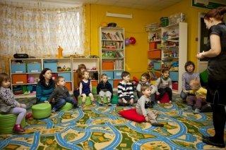 """""""Удивительный мир"""", детский центр, частный детский сад на Площади Мужества, СПб"""