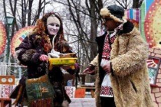 """""""Масленица"""", интерактивное занятие для детей от 3 лет в Музее Н.А. Римского-Корсакова, СПб"""