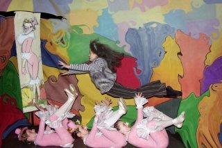 """""""Три поросенка"""", балет для детей от 3 до 10 лет Академии балета п/р Владислава Курамшина в """"Плодах Просвещения"""", СПб"""