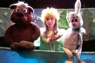 """""""Весенняя сказка"""", кукольный спектакль для детей от 3 до 8 лет в театре """"Аквариум"""", СПб"""