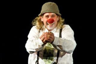 """""""Клоун Концерт"""", представление для всей семьи в театре """"Мимигранты"""", СПб"""
