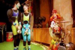 """""""Цирк"""", спектакль для детей от 6 лет в Кукольном театре сказки, СПб"""