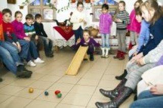 """""""Готовимся к Пасхе"""", игровое занятие и мастер-классы для детей от 5 до 10 лет в этно-досуговом центре """"Хлеб да соль"""", СПб"""