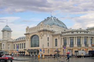 """""""Как работает вокзал"""" - экскурсия для детей 4-7 лет на Витебский вокзал от центра """"Стимул"""""""