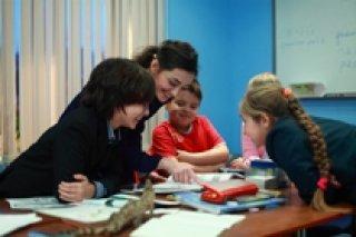 Бесплатный урок английского языка для детей и подростков 7-15 лет на дне открытых дверей 2012 в центре Studia Lingua СПб