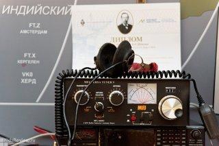 """""""Проводное радио – в унисон со временем"""", выставка в Центральном музее связи имени А. С. Попова, СПб"""