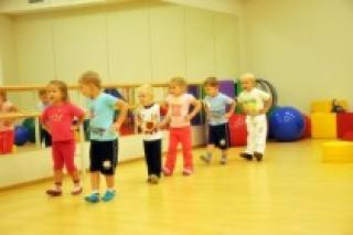 Бесплатный урок танцев для детей 4-6 лет в KidnessClub, СПб