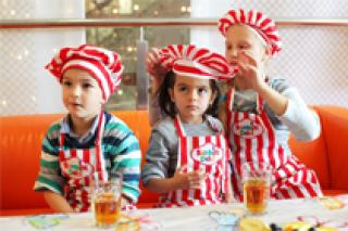 Кулинарные мастер-классы для детей 6-13 лет от Bambini Dolci, СПб