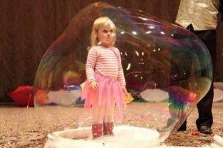 """Интерактивное шоу мыльных пузырей, дискотека для детей 4-10 лет в арт-клубе """"Книги и кофе"""", СПб"""
