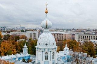 Смольный собор (Санкт-Петербург), фото