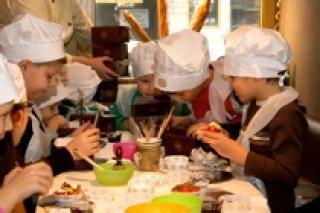 """Кулинарные мастер-классы для детей в кондитерской """"Буше"""" на Разъезжей"""