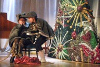 Рождественская елка в доме Державина для детей 5-12 лет, СПб