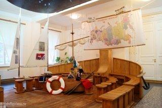 Музей на Болотной 13, Детский музейный центр исторического воспитания в СПб