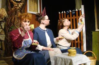 """Отзыв о спектакле """"Пой, Юсси, пой!"""" театра """"Карлссон-Хаус"""" (для детей 3,5—8 лет)"""
