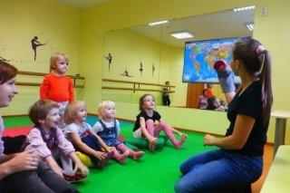 """Открытые уроки по английскому языку для детей от 2,5 до 8 лет в саду """"Полясинка"""", Приморский район СПб"""