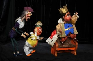 """""""Гулливер в стране лилипутов"""", спектакль для детей от 6 лет в Театре марионеток им. Е.С. Деммени, СПб"""