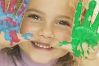"""""""Весёлые осьминожки"""", мастер-класс по рисованию для детей от 3 лет в центре """"Прыг-скок"""" на Савушкина, СПб"""