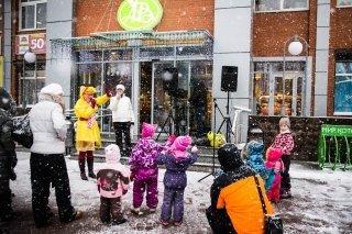 """""""Как встретить Новый год?"""", развлекательная программа на свежем воздухе для детей от 3 до 12 лет во Всеволожске, СПб"""