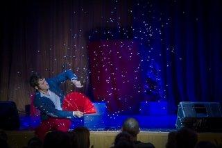 """""""Игра"""", иллюзионное шоу для детей от 6 лет и взрослых в пространстве """"Имажинариум"""" на Чернышевской, СПб"""