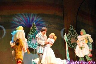 Рецензия на мюзикл «Белоснежка и семь гномов» театра «Карамболь» (для детей 4—10 лет)
