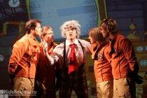 """Мюзикл """"Гагарин"""" петербургского театра """"Мюзик-Холл"""" для детей 5–15 лет, отзыв"""