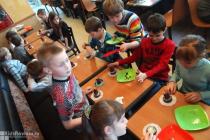 """""""Шоколадные мастер-классы"""" для детей и родителей в ресторанах SubWay, СПб"""
