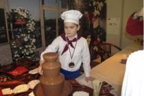 Золотая Ложечка, детская кулинарная школа на Приморской, СПб